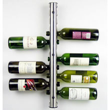 Support à vin créatif 8 - 12 trous   Home Bar mur raisin, porte-bouteille présentoir, support présentoir, Suspension, organisateur de rangement
