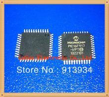 PIC16F917 PIC16F917-I PIC16F917-I/герметизирующая ptfe-лента для 28/40/44/64-Pin на основе флэш-памяти, 8-бит CMOS микроконтроллеры с ЖК-дисплей QFP