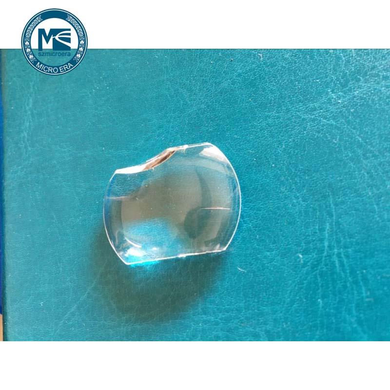 Lente convexa de vidro óptico lente do projetor de plástico mirrror para toshiba TDP-SP1 SP2 SP3 XP1 XP2 XP3