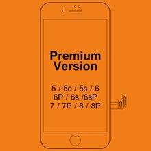 Nuovo Premio Per il iPhone 5S SE 6S Plus Schermo LCD Tianma Sostituire con Touch Screen Per il iPhone 7 8 più Display Nero