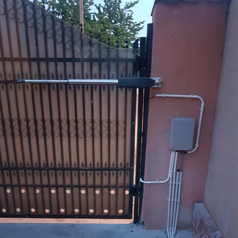 Распашные ворота мотор комплект разделен с обеих сторон Главная ферма ворота использовать Привод Автоматизация распашные ворота открывал...