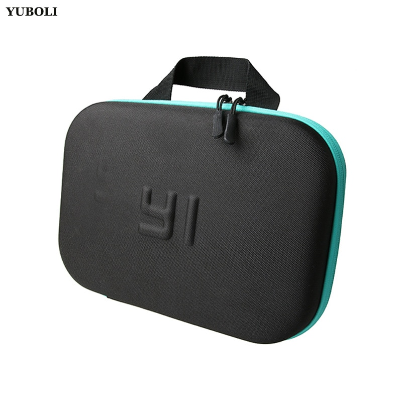 YUBOLI портативная Защитная Противоударная сумка для хранения для Gopro Go pro Hero 5 4 3 3 + SJCAM XIAOMI YI xiao yi 4k 2