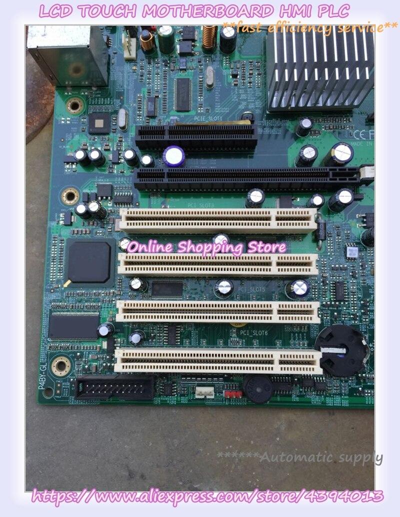 Original T168 T468 G5 P4BY-GL placa base 11009634