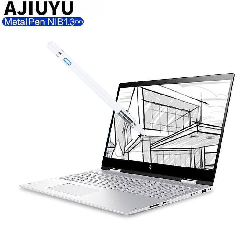 Active Stylus capacitivo de lápiz táctil La pantalla táctil para HP EliteBook 820, 745, 755, Folio ProBook 430 11 ZBook 15 14U 15U 17 funda de portátil