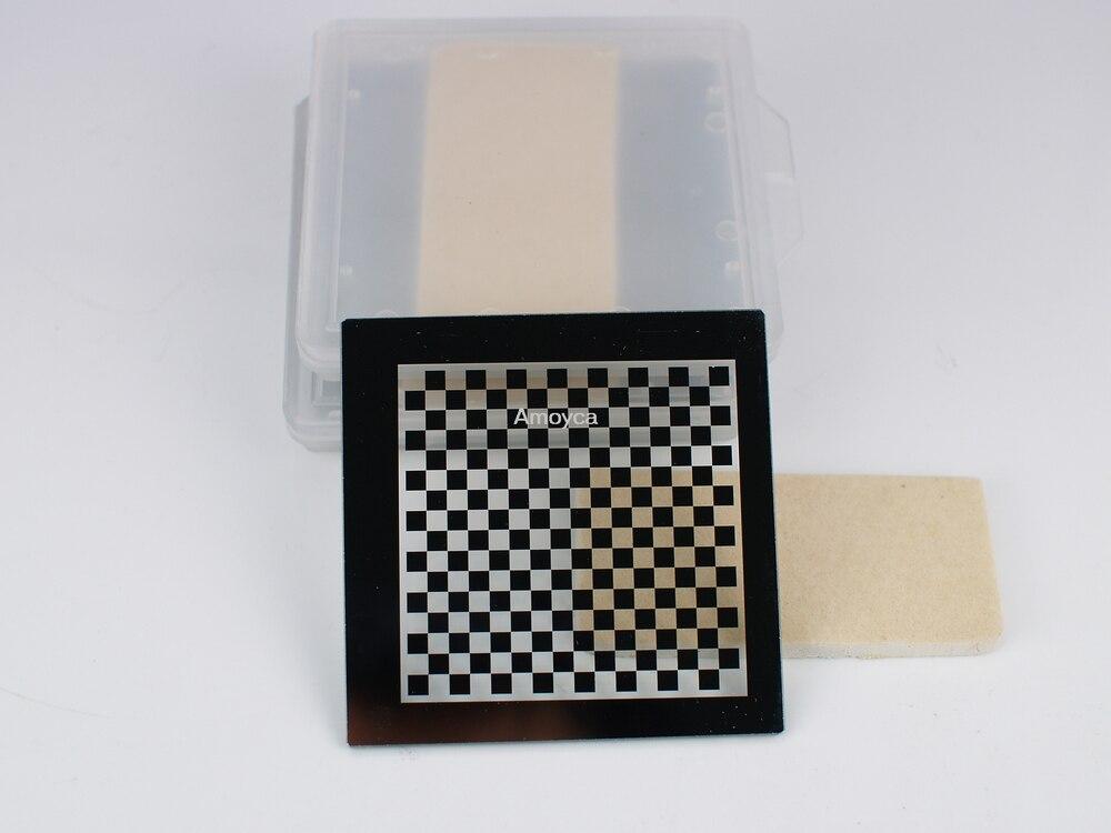رقعة الهدف ، آلة الرؤية ، opencv ، تصحيح عدسة التشوهات ، معايرة الكاميرا 3x3 ملليمتر