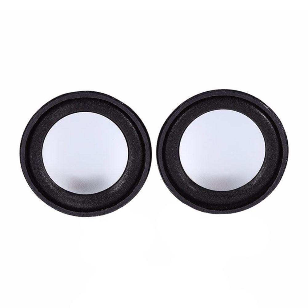 2pcs/set 4Ohm 3W 40mm Loudspeaker Woofer Audio Portable Speaker Full Range Speaker Magnetic DIY Stereo Box Accessories Wholesale