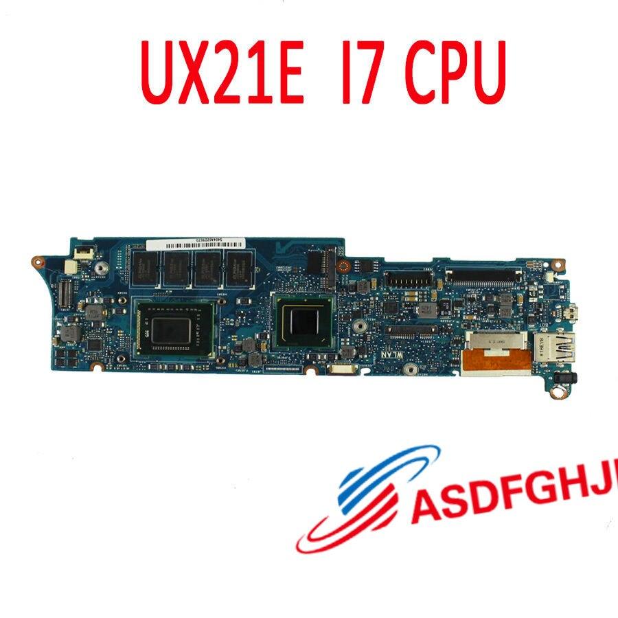 ل ASUS UX21E اللوحة الأم ث/i7-2677M 60-N93MB2A00 100% TESED OK
