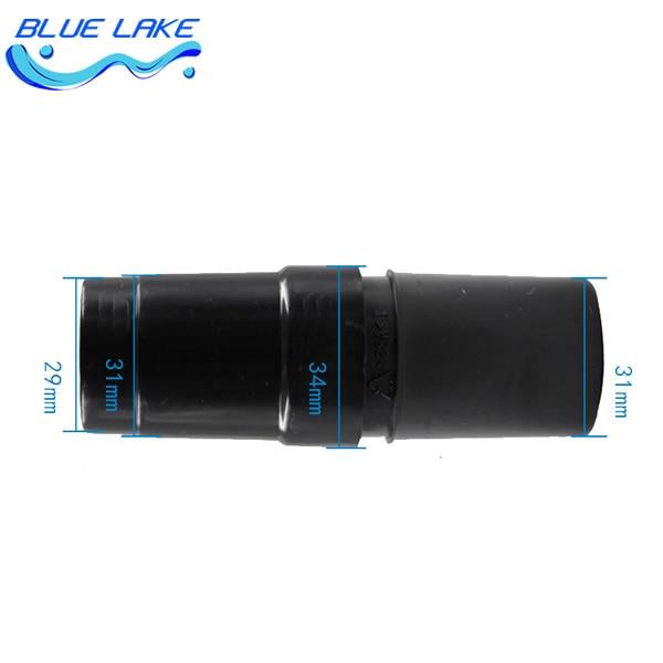 Aspirador de pó tubo conversor / adaptador / conector, Escova ( inner 32 mm - outer 31 mm ), Aspirador de pó peças