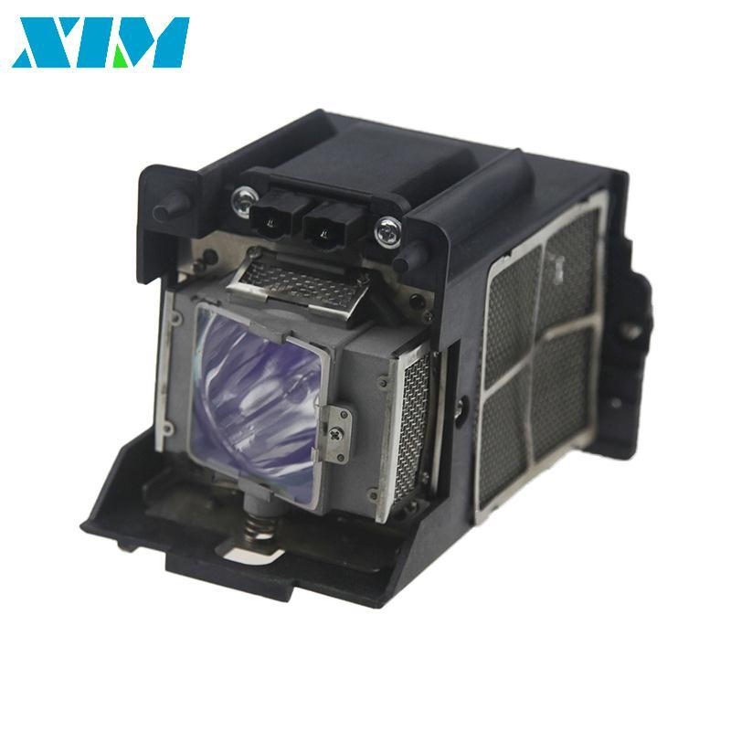 Compatible con R9832752 proyector lámpara desnuda con carcasa para proyector BARCO RLM...