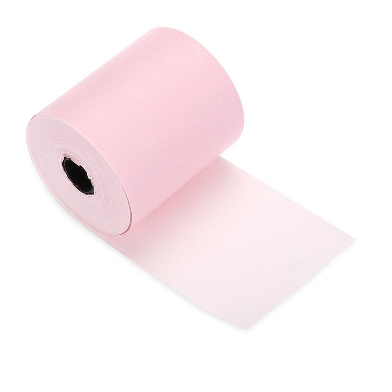Papel térmico MEMOBIRD 57*50 papel térmico Color recibo papel térmico