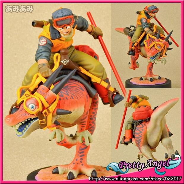 PrettyAngel-genuino de megahouse escritorio REAL McCOY Dragon Ball Z hijo de Goku 01 PVC completo figura