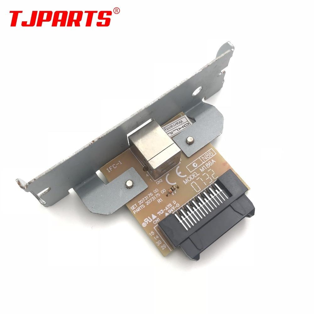 10 UB-U05 M186A C32C823991 A371 USB ميناء واجهة بطاقة لإبسون TM-T88V TM-H6000IV TM-T88IV T88V H6000IV TM-T81 TM-T70 T81 T70