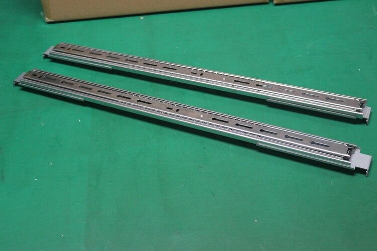 1U 2U 3U 4U chassi do Servidor Gabinete Puxar os três trilhos de guia guia Industrial