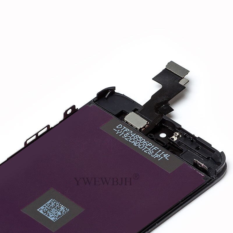 YWEWBJH 10PCS Grade AAA LCD Screen For 5C No Dead Pixel Spots Display Touch Digitizer Assembly Repair Part Black Freeshipping enlarge