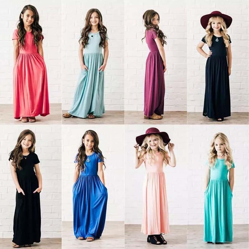 Vestidos para bebés pequeños, ropa para chicas adolescentes, ropa de verano, vestido de fiesta para bata infantil, disfraz de princesa, ropa de niña de 10 a 12 años