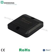 Étiquette dantenne extérieure UHF RFID 10 pièces/paquet   Étiquette en métal, résistante à lacide et à la alcali, étiquette Passive RFID, pour fournitures de bureau