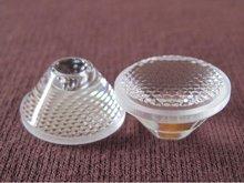#PQO-20  High quality LED Lens, Lens Size: 20X10.8mm, 5, 8, 10, 15, 25, 30, 45, 60, 90, 120 Degree, Bead surface, PMMA