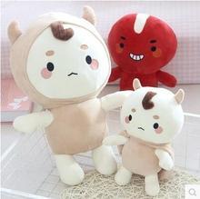 27-31 cm Koreaanse poppen alone en briljante ghosts en spoken Kong Yu met boekweit poppen knuffels