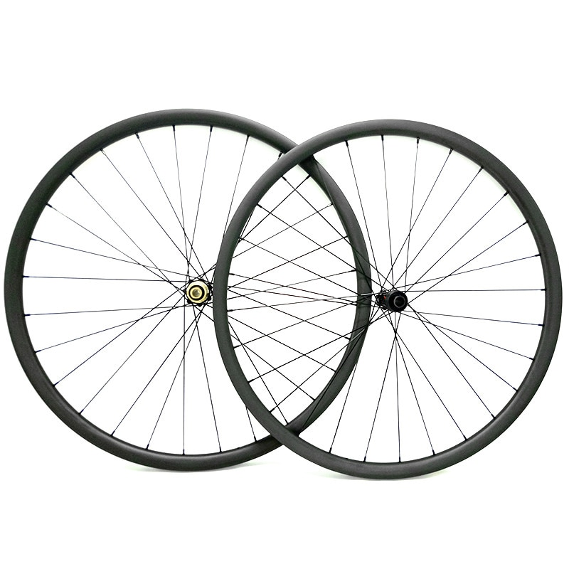 29er de carbono ruedas mtb 27x25mm tubeless NOVATEC D411SB D412SB 100x15 142x12 DE DISCO de bicicleta rueda de disco de carbono