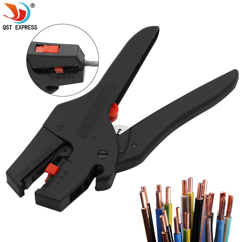 FS-D3 Self-Adjusting insulation Wire Stripper range 0.08-6mm2 With High Quality TOOL