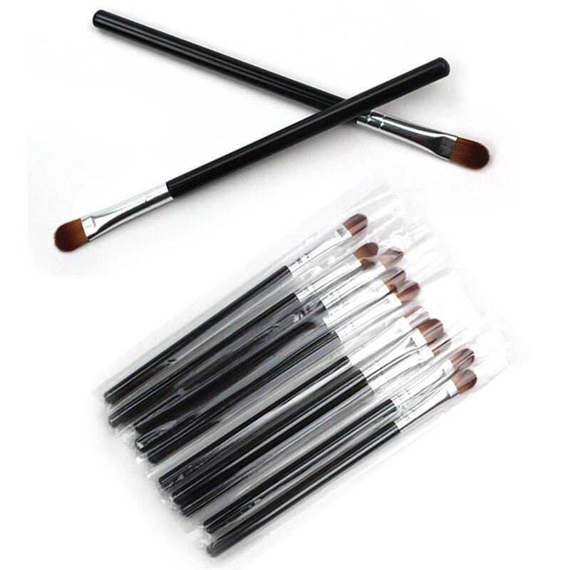 Кисти для макияжа с синтетическими волосами, 1 шт., профессиональные кисти для теней, косметический инструмент, кисть для растушевки теней