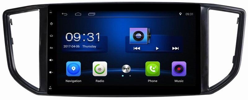Ouchuangbo GPS para coche grabadora de radio para Dongfeng Fengxing Lingzhi M5 2017 Bluetooth USB aux Rusia android 8,1