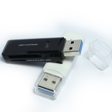 Высокая скорость! USB 3,0 Micro SD TF карта SD SDHC SDXD кардридер