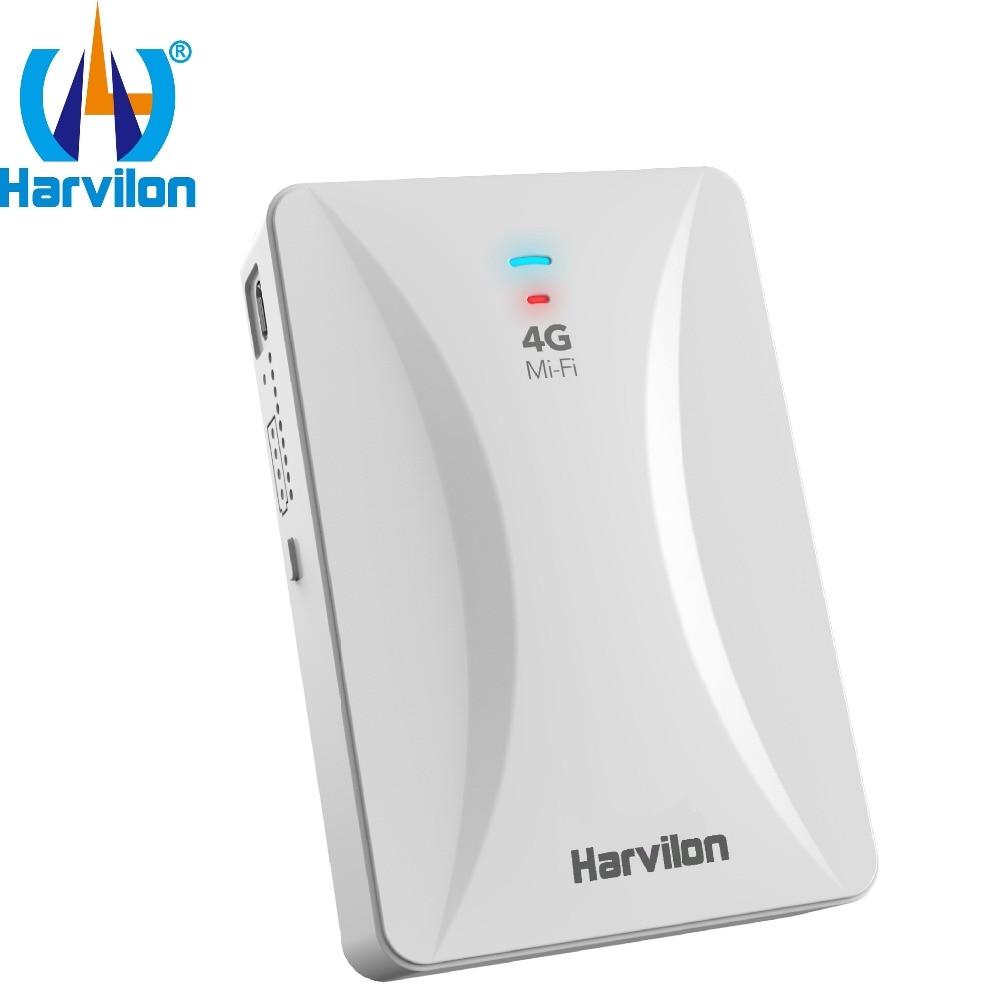 FDD-LTE WCDMA 4G Wifi Router portátil Global desbloqueado Dongle MÓDEM INALÁMBRICO ranura para tarjeta SIM Puerto RJ45 5200 MAh banco de energía