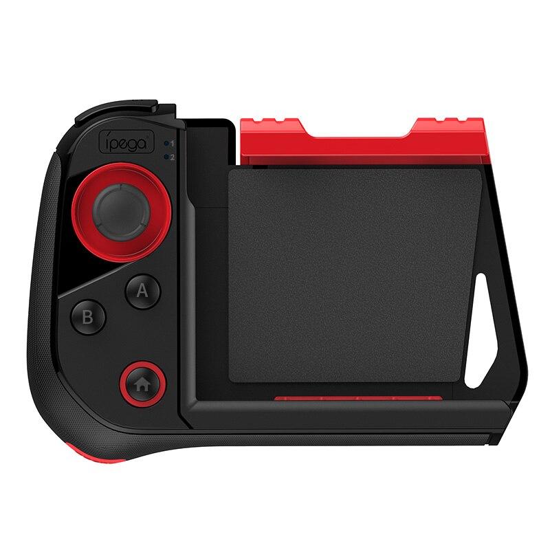 PG 9121 pubg controlador móvil Bluetooth inalámbrico telescópico gamepad controlador compatible con Android/iOS joystick