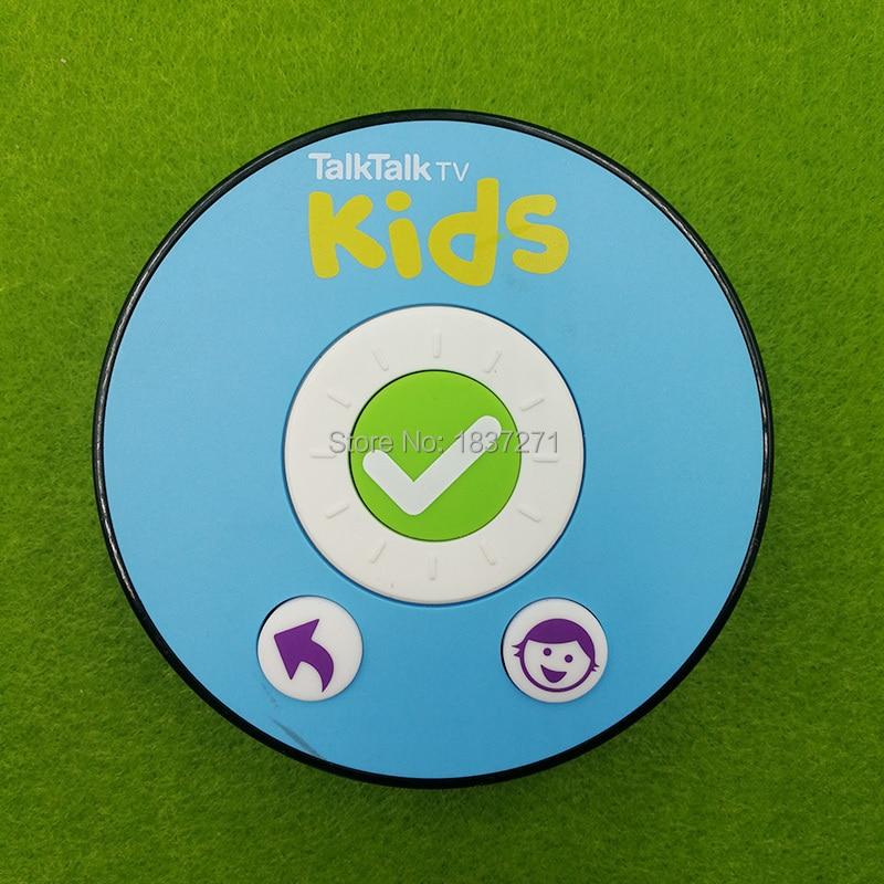 used Original Remote Control RC3680301/01B PTR1 for talktalk tv kids lcd tv