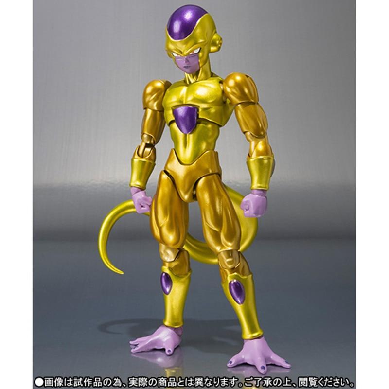 Dragon Ball Universe Boss Resurgence Frieza Palgantong Super Saiyan Anime GK Statue PVC Action Figure Collection Model Toy M1800