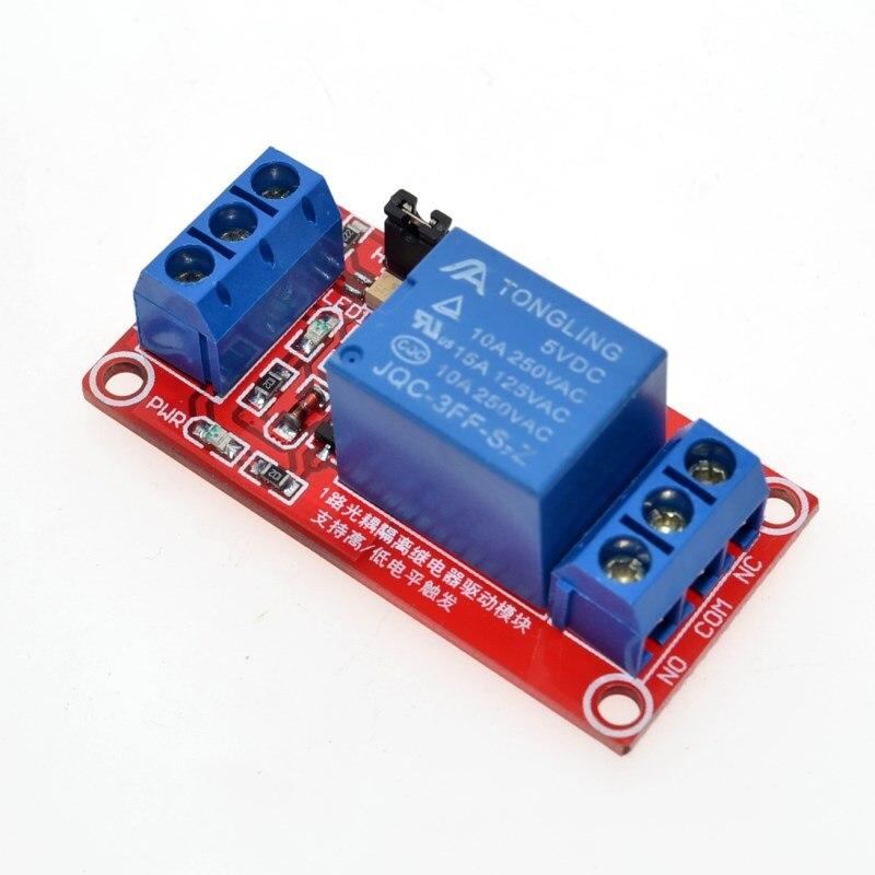 SUQ Один 1-канальный 5 В релейный модуль �