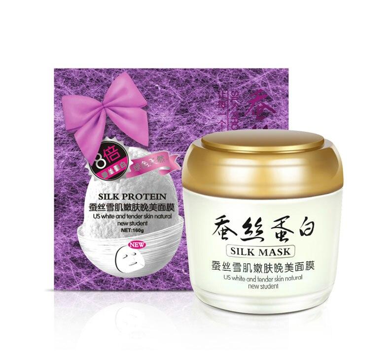 20 piezas una primavera blanqueamiento crema Facial reafirmante Lift piel tratamiento acné encogimiento de poros máscara de noche hidratante Anti envejecimiento