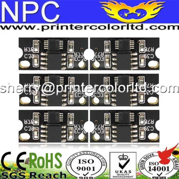Recarga de Chip de reinicio de cartucho de tambor para Konica Minolta Bizhub C203 C253 impresora a Color, para Konica C203 C253 IU211 IU-211 Chip de unidad de tambor de imagen