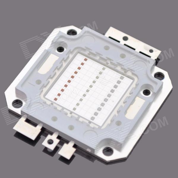 5 قطعة/الوحدة DIY عالية الطاقة 30W RGB Intergared LED رقاقة الخرز وحدة باعث ديود شحن مجاني