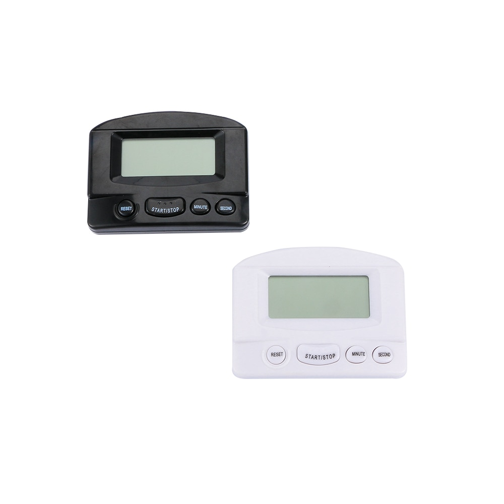 Practical Mini Electronic Stand Kitchen Timer LCD Digital Magnetic Alarm Clock Countdown Gadgets Hom