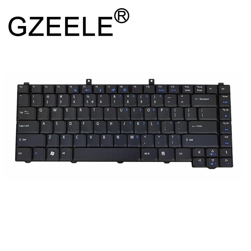 GZEELE nuevo teclado en inglés para Acer Aspire 5515, 3690, 5100, 5630,...