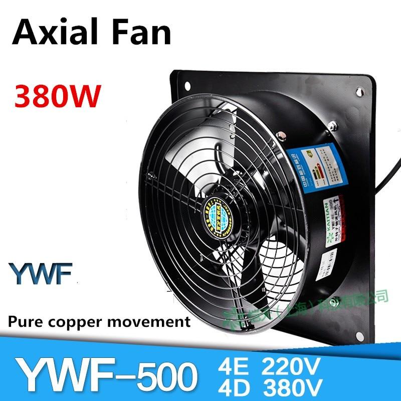 axial fan 150flj3 fan ac centrifugal fan 220v YWF4E-500 YWF4D-500 Square Outer Rotor Axial Fan Industrial Cabinet Cooling Blower Fan 380 / 220v