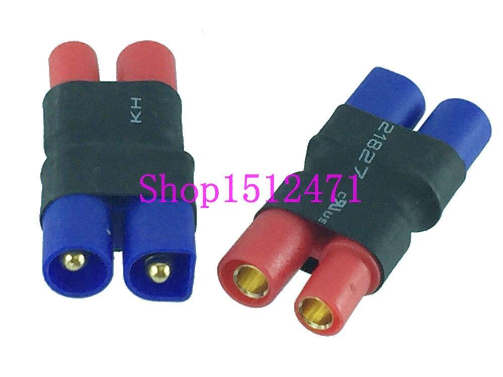 1PCE EC3 Male to HXT 3,5 мм Female без провода адаптер для lipo battery Turnigy