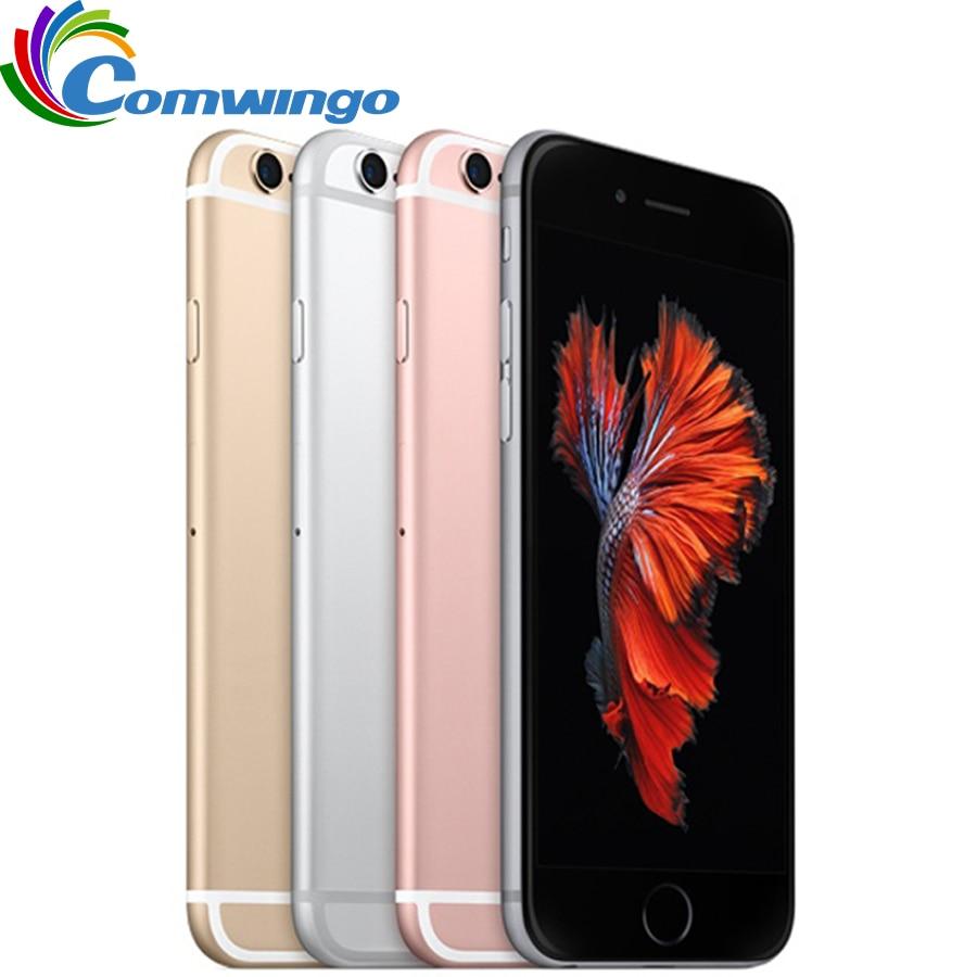 Original unlocked Apple iPhone 6S/ 6s Plus Cell phone 2GB RAM 16/64/128GB ROM  Dual Core 4.7'' / 5.5'' 12.0MP iphone6s LTE phone