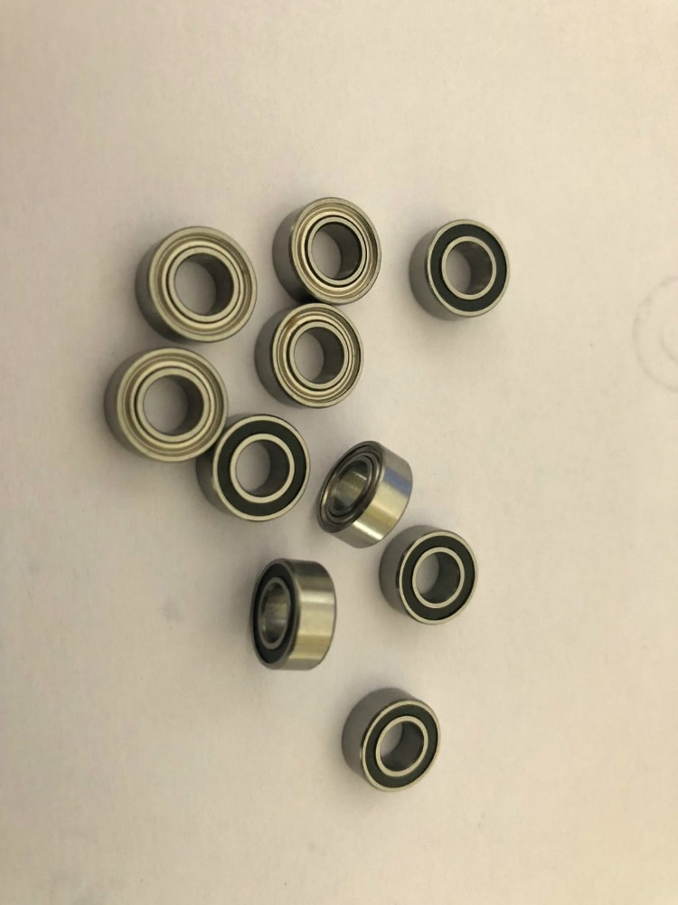 6701 6701ZZ 6701RS 6701-2Z 6701Z 6701-2RS ZZ RS RZ 2RZ Deep Groove Ball Bearings 12*18*4mm