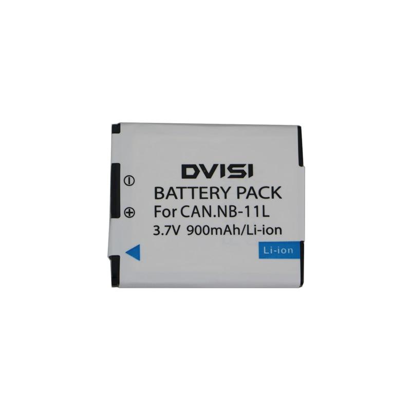 3,7 V 900mAh NB-11L батарея камеры для CANON A2600 A3500 A4000IS IXUS 125 132 140 240 245 265 155 HS A2300 IS, A2400 IS, A2500