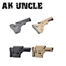 AK Uncle Gel Blaster buttstock Appearance  Accessories M4 Type butt stock