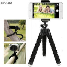 Support pour téléphone Mobile avec trépied Flexible Octopus support pour appareil Photo pour Iphone Samsung Mini support Photo prenant des accessoires de Sport