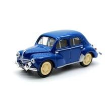 N Orev 187 Re Nault 4CV Boutique Legering Auto Speelgoed Voor Kinderen Kinderen Speelgoed Model Originele Doos