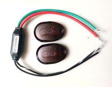Inmovilizador de coche de motocicleta RFID, sistema antirrobo de vehículo de camión de motor, circuito de bomba de combustible 12-24V