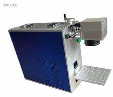 Machine de marquage laser à fibre de haute qualité pour composants électroniques, circuits intégrés (IC)