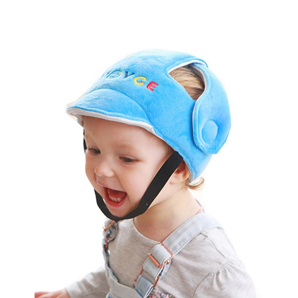 Almohadilla de protección para la cabeza resistente a roturas para bebés, gorra de parachoques para bebés, casco de seguridad para niños, gorro de reposacabezas