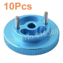 Wholesale 10Pcs/Lot HSP 122006 Aluminum Lightweight Flywheel 1/10 4WD RC Nitro Car Parts