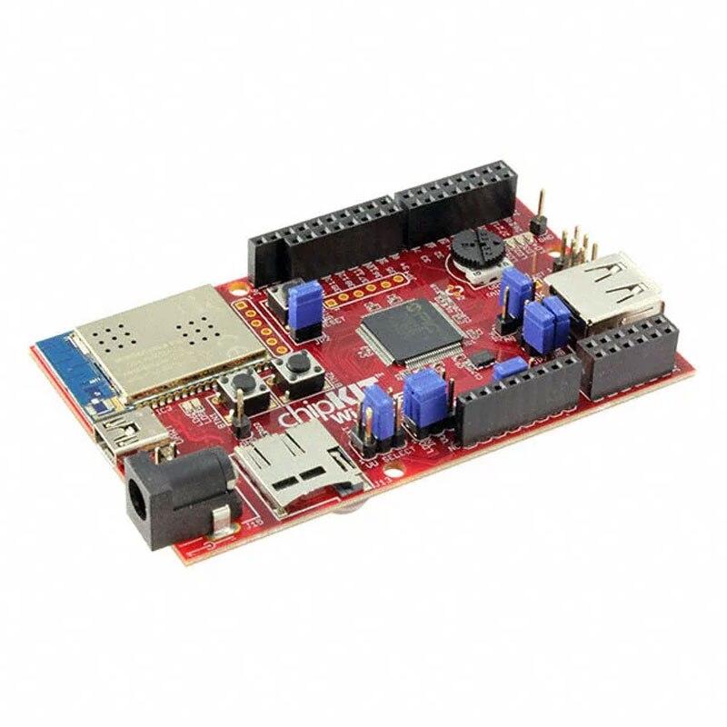 410-302 макетные доски и наборы-PIC/DSPIC chipKIT Wi-FIRE Оценка PIC32MZ2048ECG100